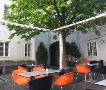 Frühstück im Cuadro in Wien