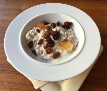 Frühstück im lutz in Wien