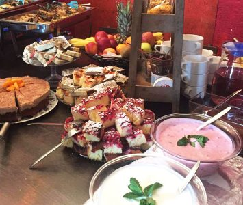 Brunch im Mill in Wien