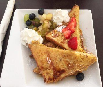 Frühstück im Breakfast Club in Wien