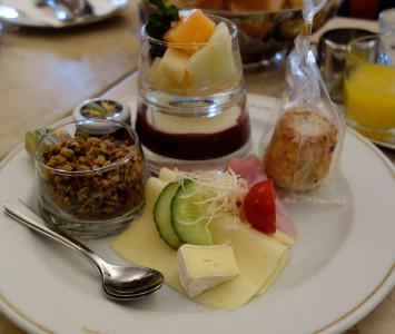 Frühstück im Café Museum in Wien