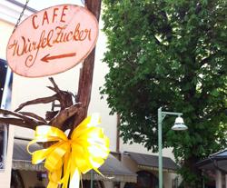 Café Würfelzucker