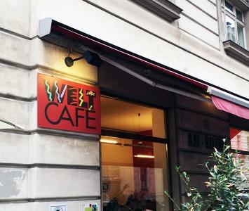 Weltcafé - Frühstücken in Wien