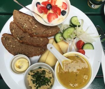 Frühstück im Amerling Beisl in Wien