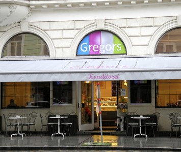 Konditorei Gregor - Frühstücken in Wien