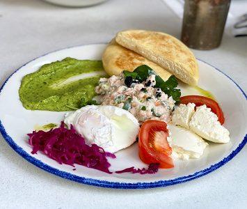 Frühstück in Marks in Wien