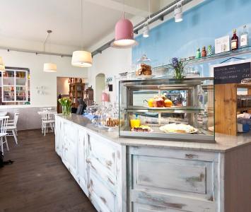 Himmelblau - Frühstücken in Wien