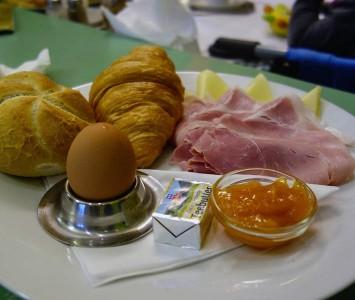 Wirr - Frühstücken in Wien