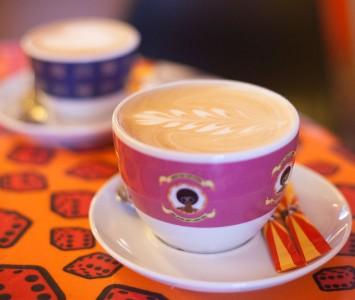 Frühstück im Afro Café in Salzburg