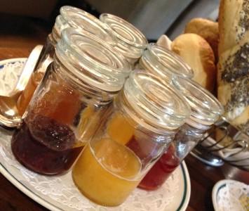 Frühstücken im Kaufmann's
