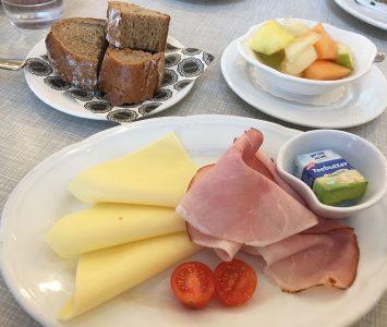 Frühstück im burg.ring1 in Wien