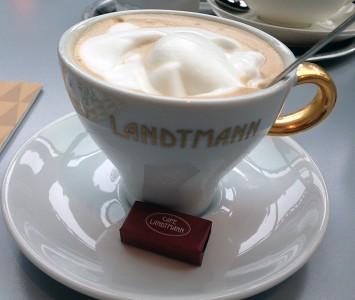 Cafe Landtmann - Frühstücken in Wien
