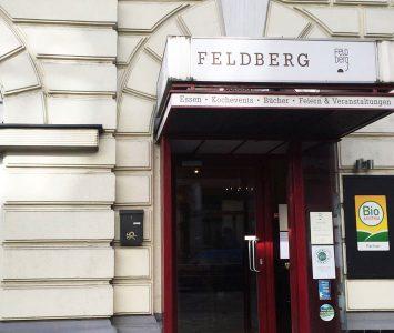 Frühstück im Feldberg in Wien