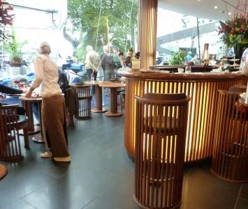 Frühstücken in der Carpe Diem Lounge