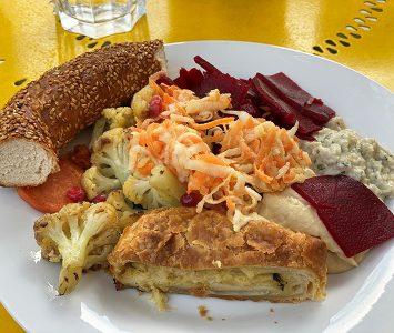 Brunch im Harvest in Wien