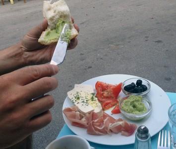 Café Nelke - Frühstücken in Wien