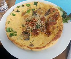 Frühstücken im Fly's