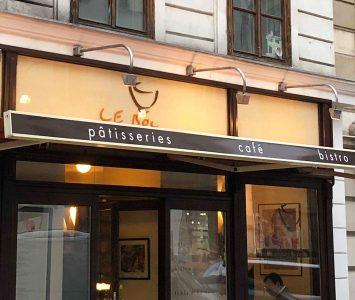 Frühstück im Le Bol in Wien