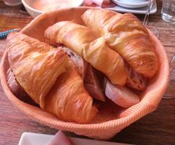 Frühstück im Le Bol