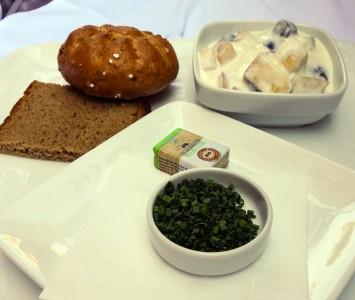 Frühstücken im Café Stadtkind