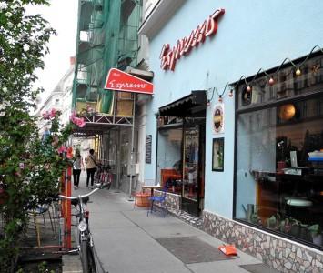 Espresso - Frühstücken in Wien