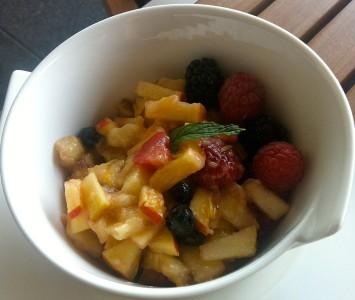 Frühstücken im Das Schloss – Herbersteins Brasserie