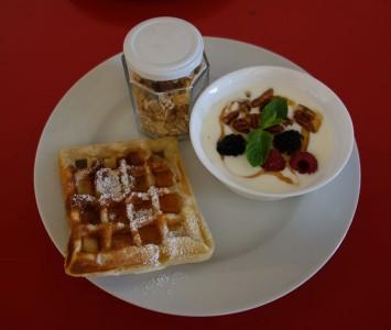 Frühstück im Liebling