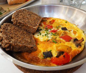 Frühstück im Liebling in Wien