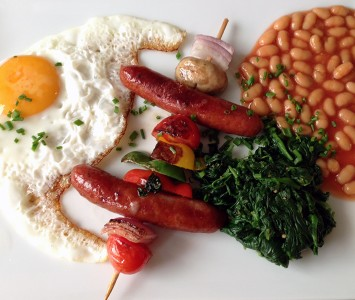 English Breakfast im Figar
