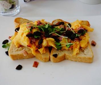 Frühstück im Nykke in Wien