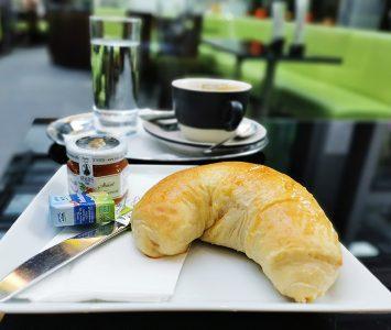 Frühstück bei Herwig Gasser in Wien