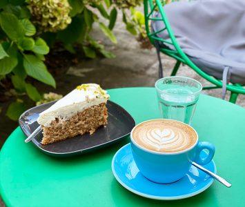 Frühstück im POC People on Caffeine in Wien