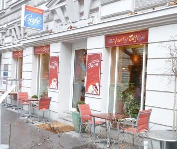 Frühstück im Heart of Joy in Salzburg