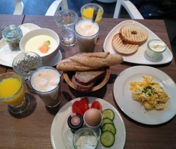 Ullmanns - Frühstücken in Wien