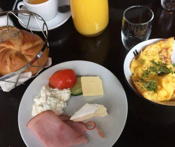 Frühstück im Zweitbester in Wien
