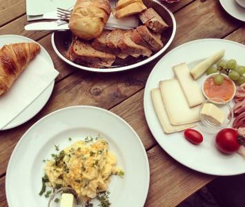 Engelberg - Frühstücken in Berlin
