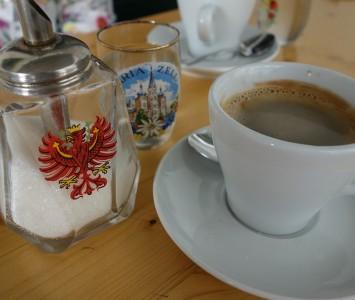 Frühstück im Zum Gschupftn Ferdl in Wien