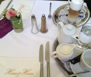 Haas & Haas - Frühstücken in Wien