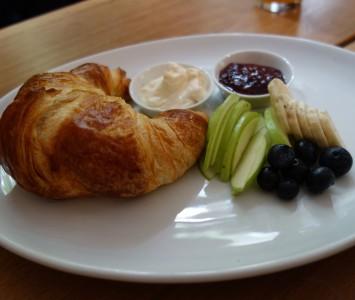 Frühstück im Le Bon in Berlin