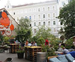 Frühstück im werkzeugH in Wien