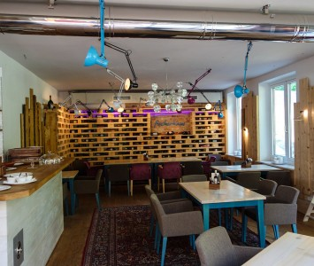 Frühstück im Fischerhaus in Wien