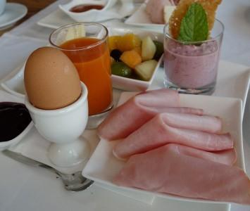 Frühstücken im Mario in Wien