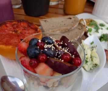 Frühstück im Siebenstern in Wien