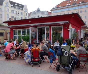 Frühstück im Cafemima in Wien