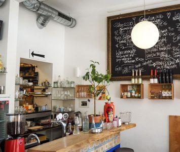 Frühstück im Anna & Jagetsberger in Wien