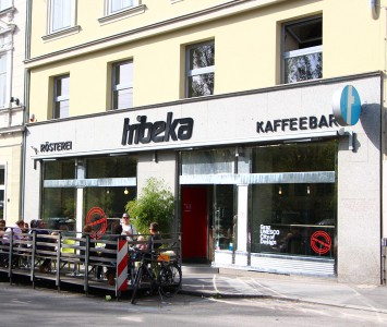 Frühstück im tribeka in Graz