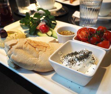 Frühstück im Ansari in Wien
