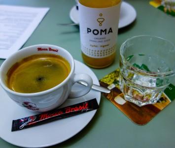 Frühstück im Café Z in Wien