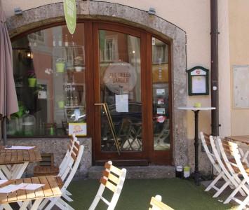 The Green Garden - Frühstücken in Salzburg