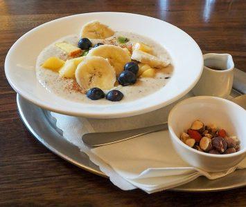 Frühstück im Corto e Nero in Wien